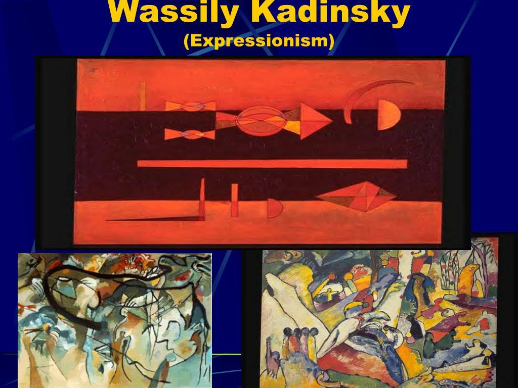 Wassily Kadinsky