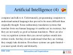 artificial intelligence 4