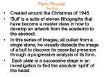 pablo picasso the bull