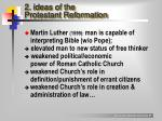 2 ideas of the protestant reformation
