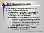 john howard 1726 1790