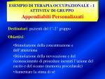 esempio di terapia occupazionale 1 attivita di gruppo appendiabiti personalizzati