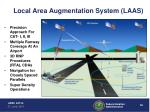 local area augmentation system laas