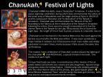 chanukah festival of lights