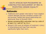 south african ngm programme on constructive involvement of men in promoting gender equality4