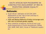 south african ngm programme on constructive involvement of men in promoting gender equality5