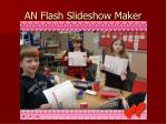 an flash slideshow maker