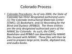 colorado process58