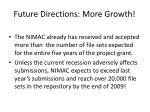 future directions more growth