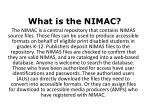 what is the nimac