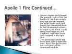 apollo 1 fire continued1