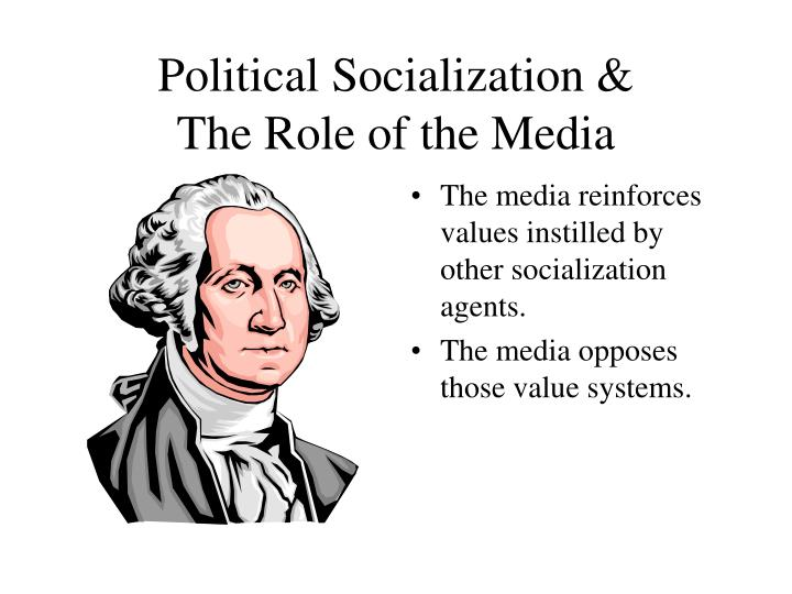 political socialization the role of the media n.