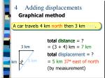 4 adding displacements16