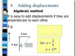 4 adding displacements18