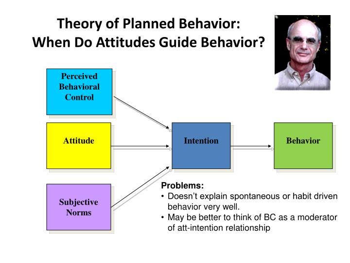 do attitudes predict behaviour