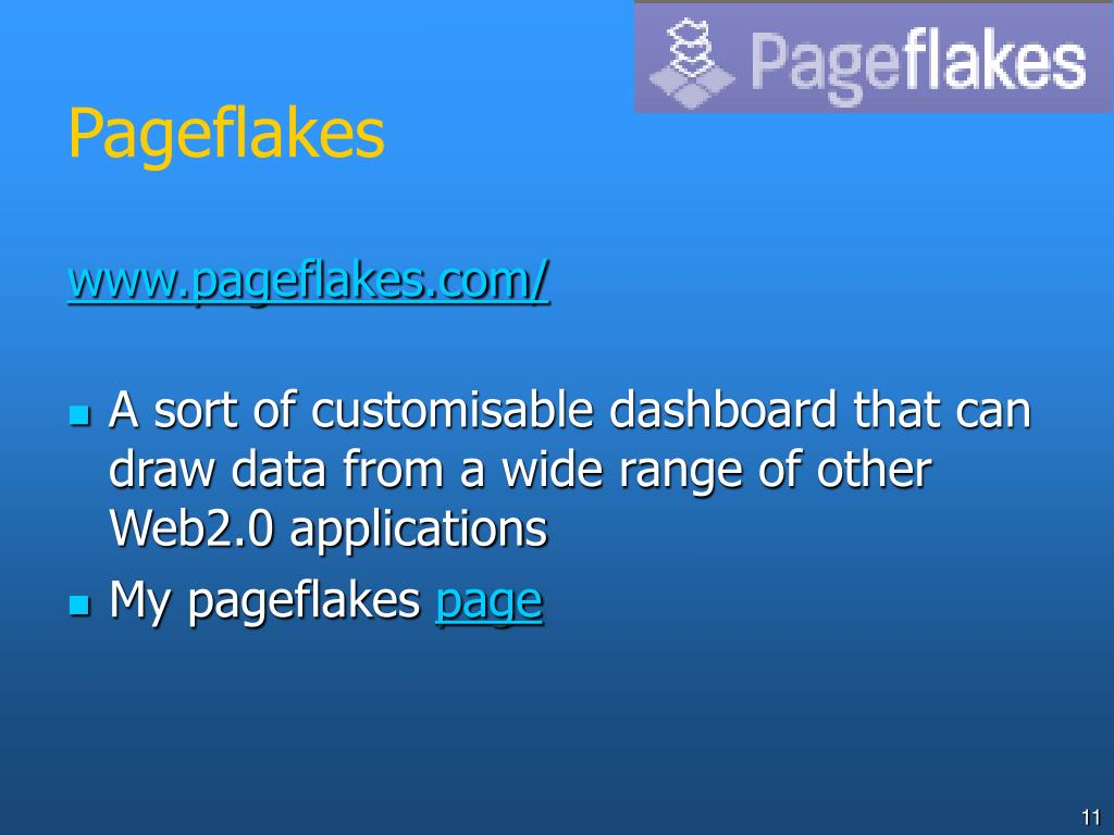 Pageflakes