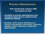 practice administrator
