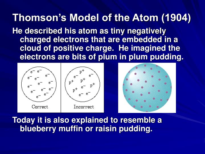 Ppt J J Thomson Discoverer Of The Electron 1897