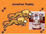 jonathan roddy