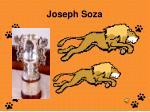 joseph soza