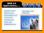 web 2 0 applications3