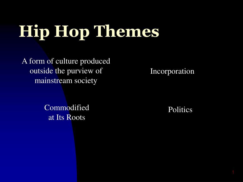 hip hop themes l.
