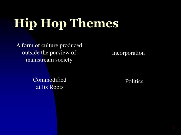 hip hop themes n.