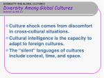 diversity and global cultures diversity among global cultures module guide 6 2
