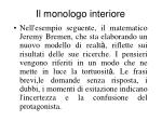 il monologo interiore46