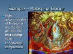 example malaspina glacier