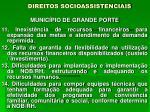 direitos socioassistenciais15