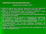 direitos socioassistenciais16