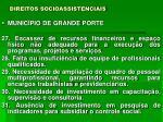 direitos socioassistenciais19