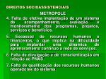 direitos socioassistenciais21