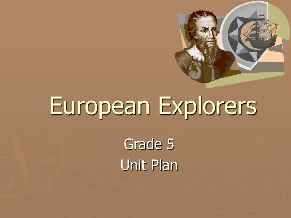 european explorers l.