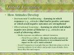 attitude formation5