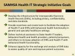 samhsa health it strategic initiative goals