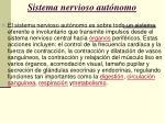 sistema nervioso aut nomo37