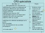 cr3 sp cialiste32