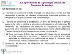 13 8 aportaciones de la psicolog a policial a la formaci n de agentes
