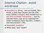 internal citation avoid wordiness16