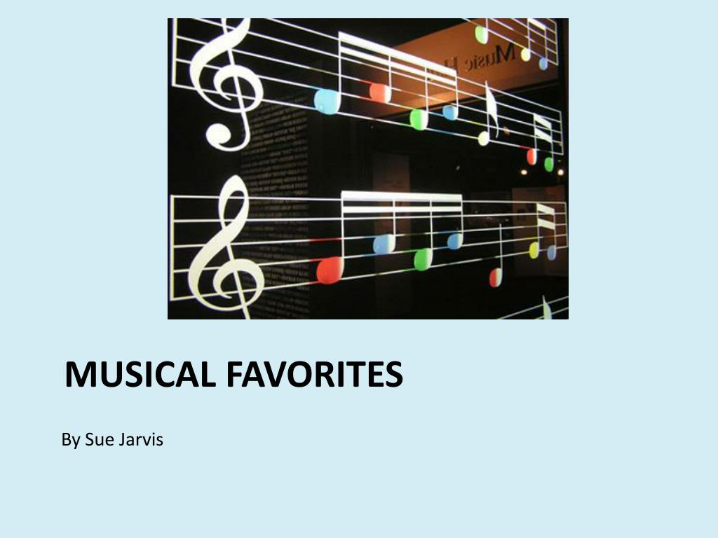 musical favorites l.