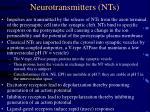 neurotransmitters nts