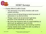how surveys15