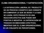 clima organizacional y satisfacci n25