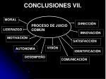 conclusiones vii
