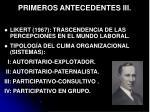 primeros antecedentes iii