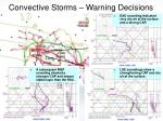 convective storms warning decisions72