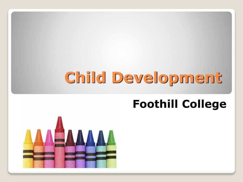 child development l.