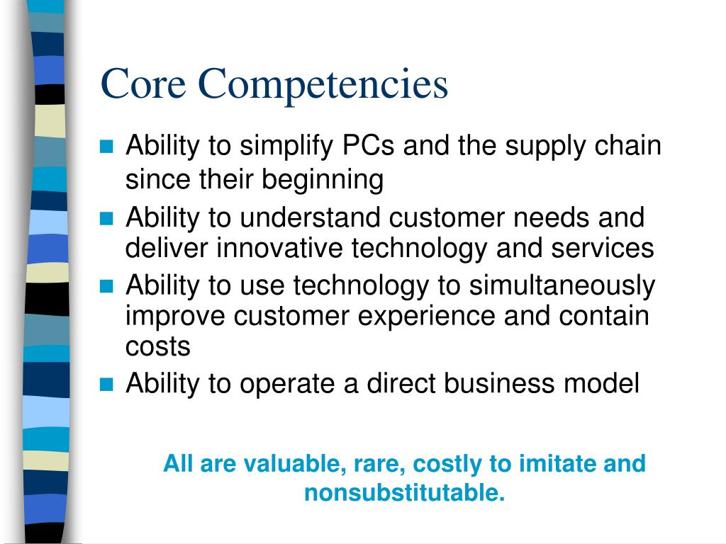 "facebook core competencies The ""core competency"" column making the rounds on facebook recycles old claims some of were previously debunked, and others have been proven true it's not clear where the commentary originated nevertheless, we'll take a look at some of the ""core competency"" claims below 10 states."